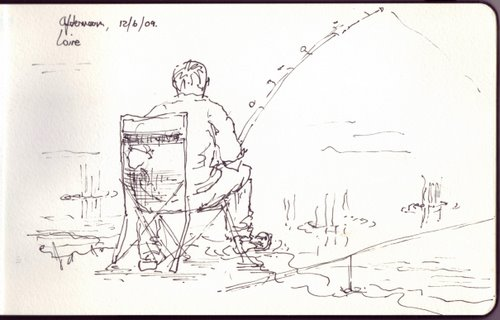 fisherman by Loire