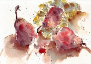 three pears-001