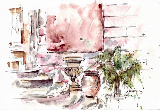 Provence sketch 2
