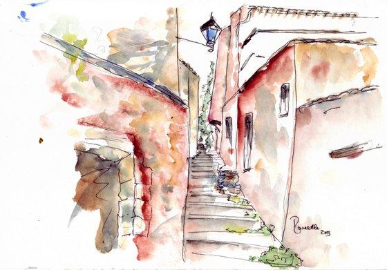 Provence sketch 5