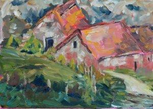 Three roofs. 24-09-2013 15-42-59 3974x2859