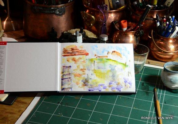 Porcherie aquarelle in Stillman 4559x3161