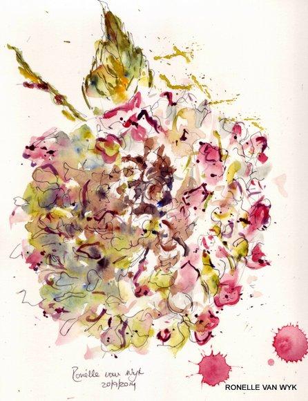 autumn hydrangea 2