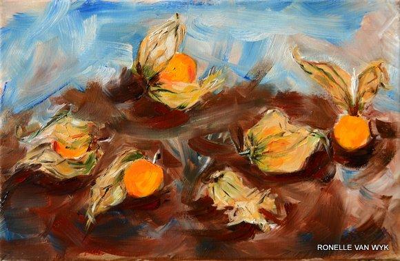 five gooseberries