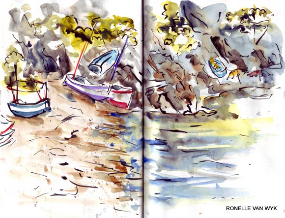 spain sketches 11