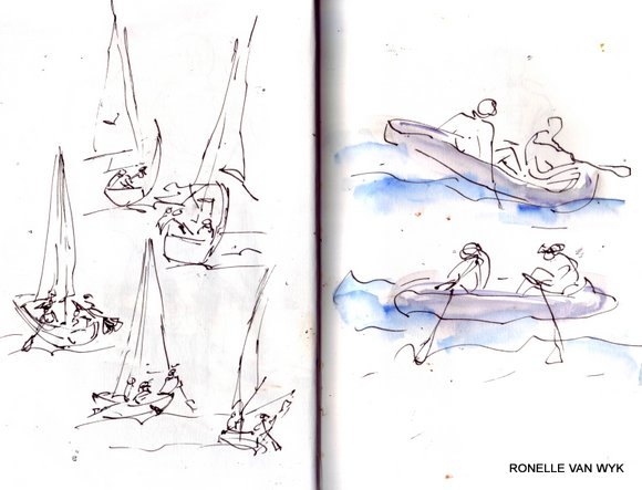 spain sketches 13