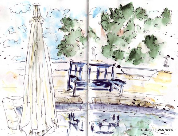 spain sketches 2