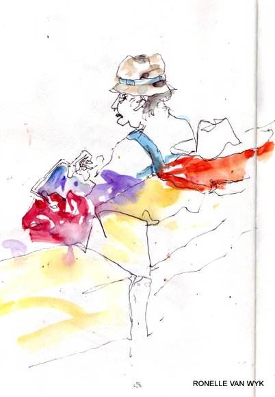spain sketches 3