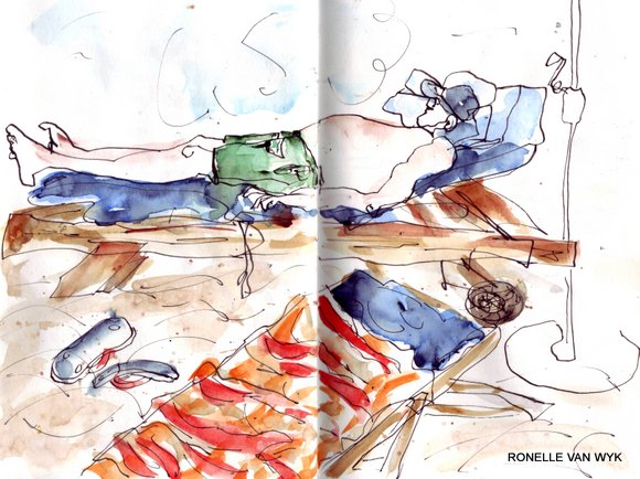 spain sketches 7