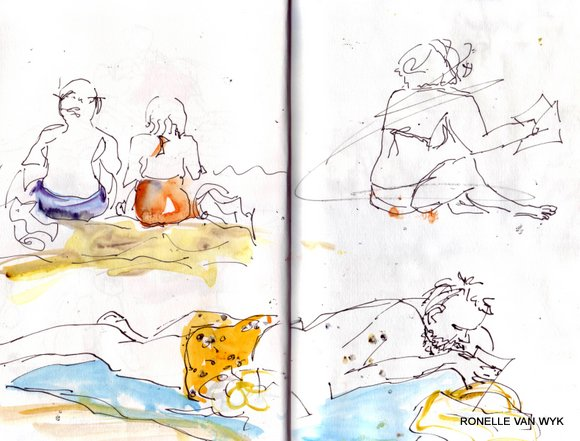 spain sketches 9