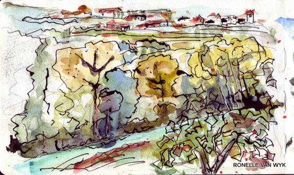 landscape study 2