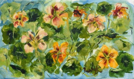 nasturtiums-in-yellow-and-red-001