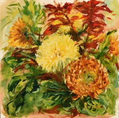 chrysanthemes-in-oil-002